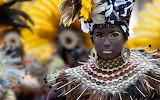 Carnival Ballerina