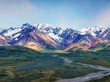 USA Alaska Landschap