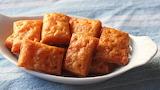 ^ Cheesy Crackers