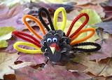 Crafty turkey