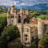 Rocchetta Mattei Castle Italy