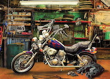 In the workshop