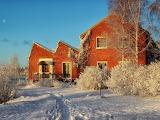 Finland-brick house