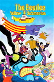 The Beatles Yellow Submarine Graphic Novel Cover