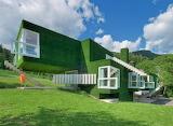 Weird-green-house