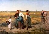 The Reapers. Jules Breton