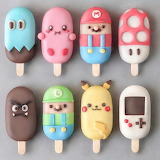 More Cute Popsicles
