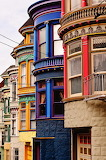 Colourful San Fransisco