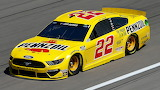 Ford Mustang Joey Logano