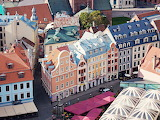 City of Riga Latvia