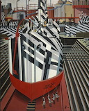 Dazzle Ships Edward Wandsworth