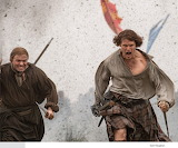 Outlander Sam Heughan Culloden Season 3