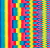 Coloured in move