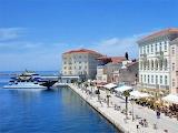 Lungomare di Parenzo-Croazia