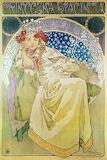 Princess Hyacinth-art Alphonse Mucha