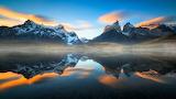 Горное озеро 1