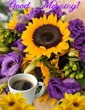 Sunflowers & Coffee