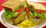 #Tuna Salad Sandwich