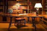 Bibllioteca en casa