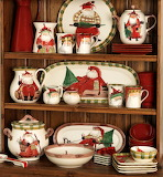 Посуда для Рождества