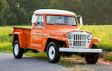 1962 Willys Overland Jeep Pickup