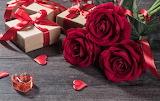Ambiance Saint-Valentin