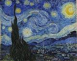 Έναστρη νύχτα Πίνακας του Βίνσεντ βαν Γκογκ