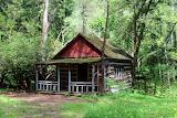 Old Cabin,Wahkeena Nature Preserve,Ohio