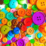🧡Colorful Sewing Buttons...