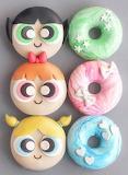 Girl Boy Doughnuts