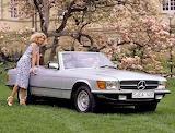 1980 Mercedes-Benz 380 SL