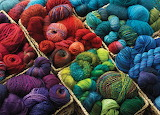 ^ Plenty of yarn ~ Worksphotography2012