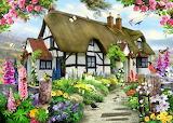 Rose Cottage - Howard Robinson