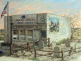 Wyatt Earp post office-Janet Kruskamp