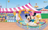 Mickey and Minnie Tunnel of Love