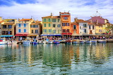 France Houses Rivers 498739