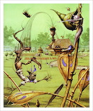 Alice in Wonderland, Rodney Matthews 6