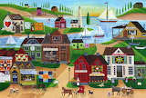 Seaside Toy Maker - Cheryl Bartley