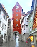 City Gate, Meersburg, Germany