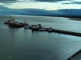 Atardecer en Punta Arenas Chile