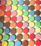 Rotate the colors @ Bee's Bakery
