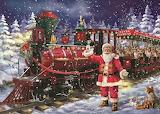 Christmas Santa Express