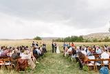 Open Range Wedding In Wyoming