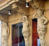 Cariátides, Viena