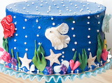 Fishy cake @ Aspen Street Cakes.