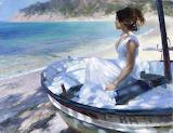 In White Boat-Vladimir Volegov