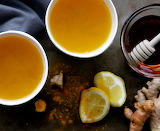 Te amb Gingebre - Ginger Tea