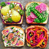 Vibrant Toast