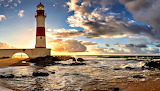 Salvador Bahia Lighthouse Brazil