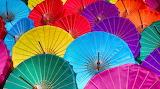 Colours-colorful-Thailand-umbrellas